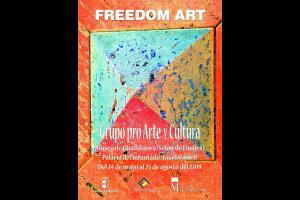 """Imagen de la actividad VISITA GUIADA A LA EXPOSICIÓN """"FREEDOM ART"""""""