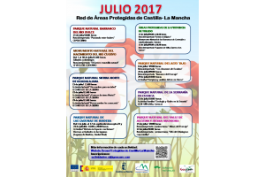 Imagen de la actividad ACTIVIDADES DE SENSIBILIZACIÓN E INTERPRETACIÓN EN ESPACIOS NATURALES DE CASTILLA LA MANCHA
