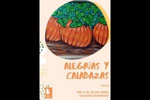 Imagen de la actividad Exposición Alegrías y Calabazas de Vifree