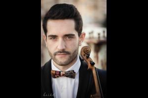 Imagen de la actividad Concierto Alfonso Aldeanueva, violín y piano