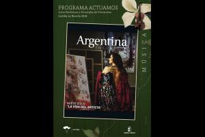 Imagen de la actividad LA VIDA DEL ARTISTA (Argentina)