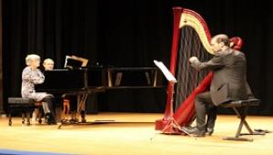 Imagen de la actividad Concierto arpa y piano