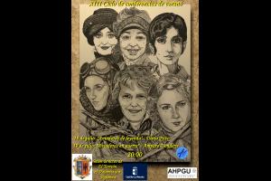 Imagen de la actividad XIII Ciclo de conferencias: PIONERAS DE LA AVIACIÓN