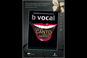 Imagen de la actividad CON UN CANTO EN LOS DIENTES (b vocal)
