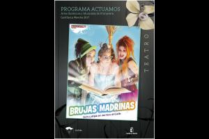 Imagen de la actividad BRUJAS MADRINAS (Universalmix Teatro)