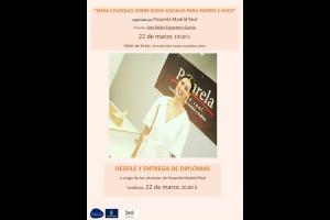 """Imagen de la actividad Charla: """"Mesa coloquio sobre redes sociales para padres e hijos""""."""