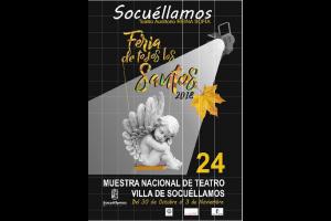 """Imagen de la actividad  XXIV Muestra  Nacional de Teatro  """"Villa de Socuéllamos"""""""