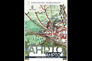 Imagen de la actividad EXPOSICIÓN PERMANENTE EN EL ARCHIVO HISTÓRICO PROVINCIAL DE TOLEDO