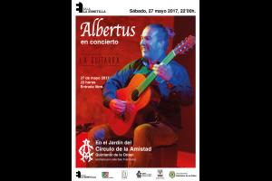 Imagen de la actividad Albertus en Concierto