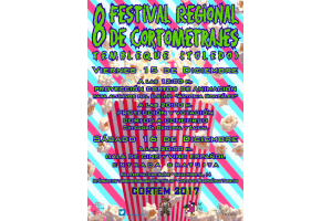 Imagen de la actividad 8º FESTIVAL REGIONAL DE CORTOMETRAJES
