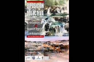 """Imagen de la actividad Exposición Temporal: """"EXPOSICIÓN COLECTIVA: ASOCIACIÓN DE ACUARELISTAS DE GUADALAJARA Y AGRUPACIÓN SEGOVIANA DE ACUARELISTAS"""""""