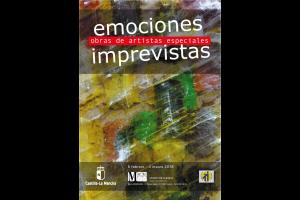 Imagen de la actividad EXPOSICIÓN: Emociones imprevistas. Obras de Artistas especiales