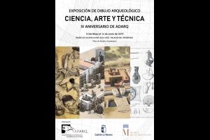 """Imagen de la actividad EXPOSICIÓN TEMPORAL """"DIBUJO ARQUEOLÓGICO: CIENCIA, ARTE Y TÉCNICA"""""""
