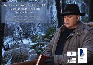 """Imagen de la actividad Presentación del vídeo clip """"Agua Altanera"""""""