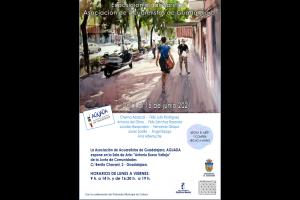 """Imagen de la actividad Exposición Temporal de Acuarelas """"Asociación de Acuarelistas de Guadalajara"""""""