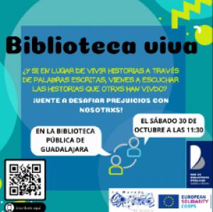 Imagen de la actividad Plazo de inscripción proyecto Biblioteca viva