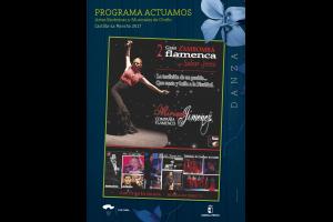 Imagen de la actividad ZAMBOMBÁ FLAMENCA CON SABOR A JEREZ (Cia. de Flamenco Miriam Jiménez)