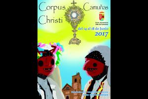 Imagen de la actividad Pecados y Danzantes, actividades del Corpus Christi de Camuñas 2017