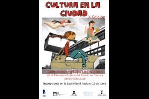 """Imagen de la actividad Campamento urbano sociocultural """"Cultura en la ciudad"""""""