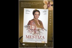 Imagen de la actividad MESTIZA (Emilia Yagüe Producciones)