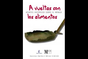 """Imagen de la actividad Clone of Exposición """"A vueltas con los alimentos. Apuntes históricos sobre el menaje"""""""