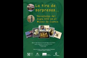 """Imagen de la actividad Exposición """"La tira de sorpresas. Novedades del siglo XXI en el Museo de Cuenca"""","""