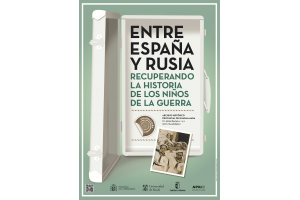 """Imagen de la actividad Exposición """"Entre España y Rusia: recuperando la historia de los niños de la guerra"""""""