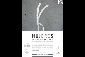 """Imagen de la actividad VI Muestra Mujeres en el Arte del Instituto de la Mujer de Castilla-La Mancha """"Amalia Avia"""""""
