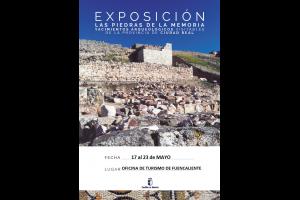 Imagen de la actividad EXPOSICION LAS PIEDRAS DE LA MEMORIA