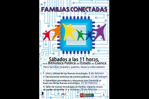 Imagen de la actividad Familias conectadas. Sábados de Febrero de 11 a 13 horas