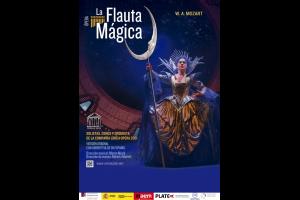 "Imagen de la actividad ""LA FLAUTA MÁGICA"". Ópera"