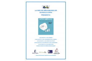 """Imagen de la actividad Actividades de narración oral de la Red de Bibliobuses de Guadalajara: HÉCTOR URIÉN """"MITOS GRIEGOS"""""""