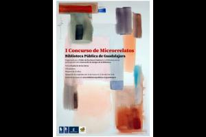 Imagen de la actividad I Concurso de Microrrelatos de la Biblioteca Pública de Guadalajara