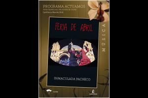 Imagen de la actividad FERIA DE ABRIL (Inmaculada Pacheco)