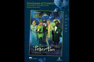 Imagen de la actividad NUNCA JAMÁS: PETER PAN (Itea Benedicto)
