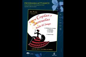 Imagen de la actividad ENTRE COPLAS Y ZARZUELAS ANDA EL JUEGO (Itea Benedicto)