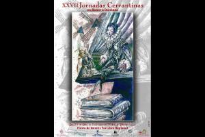 Imagen de la actividad XXVII JORNADAS CERVANTINAS