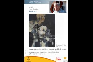 Imagen de la actividad Pinturas y esculturas de José Fernández-Arroyo
