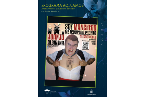 Imagen de la actividad Clone of SOY MANCHEGO, ME RECUPERO PRONTO (Juanjo Albiñana)