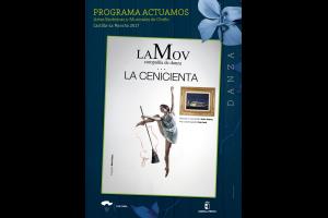 Imagen de la actividad LA CENICIENTA (LaMov Ballet)