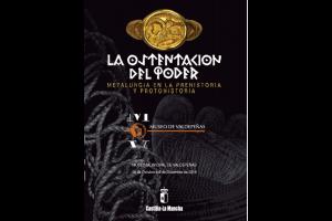 Imagen de la actividad Exposición 'La ostentación del poder: Metalurgia en la prehistoria y protohistoria'