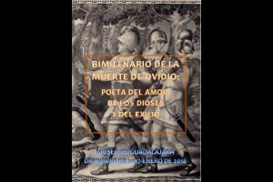 Imagen de la actividad BIMILENARIO DE LA MUERTE DE OVIDIO EN EL MUSEO DE GUADALAJARA