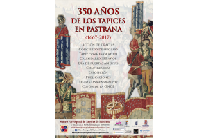 Imagen de la actividad Actos y Conferencias 350 años de los Tapices en Pastrana (1667-2017)