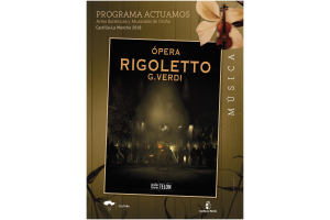 Imagen de la actividad RIGOLETTO (Producciones Telón)