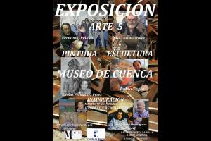 Imagen de la actividad Exposición Arte 5