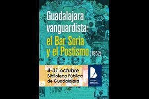 Imagen de la actividad Guadalajara vanguardista : el Bar Soria y el Postismo