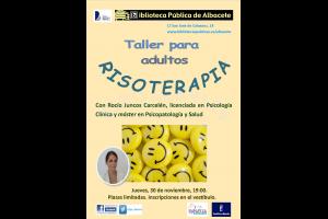 Imagen de la actividad Taller de risoterapia para adultos