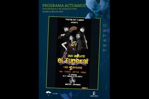 Imagen de la actividad EL FUNERAL (Teatro Che y Moche)