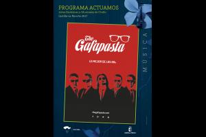 Imagen de la actividad LO MEJOR DE LOS 80'S (The Gafapasta)