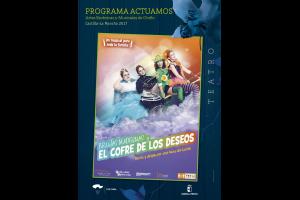 Imagen de la actividad BRUJAS MADRINAS Y EL COFRE DE LOS DESEOS (Universalmix Teatro)